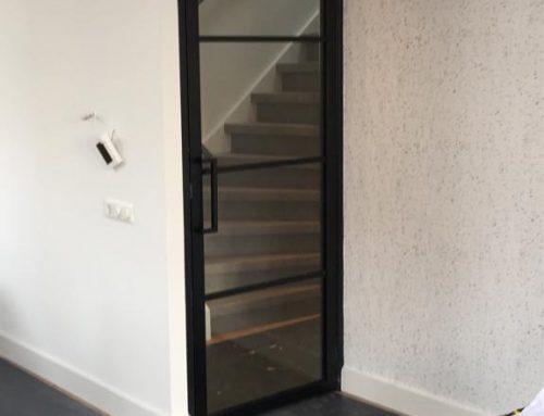 Plaatsing deur